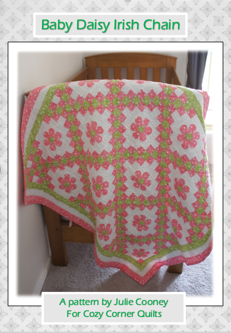 Baby Daisy Irish Chain PDF Quilt Pattern