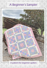 Load image into Gallery viewer, A Beginner's Sampler Quilt Kit