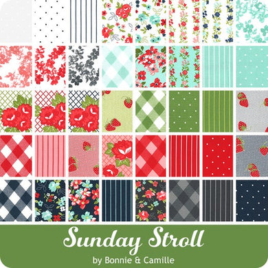 Sunday Stroll - Charm Squares