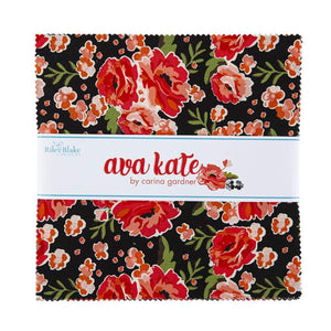 "Ava Kate 10"" stacker from Riley Blake"