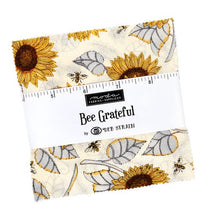 Load image into Gallery viewer, Bee Grateful - Charm Squares