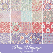 Load image into Gallery viewer, Bon Voyage - Charm Squares