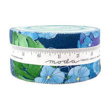 Load image into Gallery viewer, Cottage Bleu 2.5 inch Jelly Roll - 40 pieces