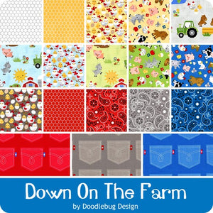 Down on the Farm 2.5 inch Rolie Polie - 40 pieces