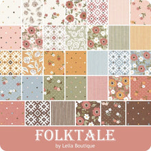 Load image into Gallery viewer, Folktale 2.5 inch Jelly Roll - 40 pieces