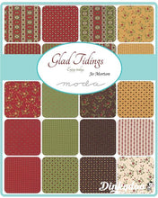 Load image into Gallery viewer, Moda Glad Tidings 2.5 inch Jelly Roll - 40 pieces