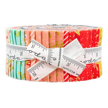 Load image into Gallery viewer, Happy Days 2.5 inch Jelly Roll - 40 pieces