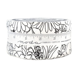 Illustrations 2.5 inch Jelly Roll - 40 pieces