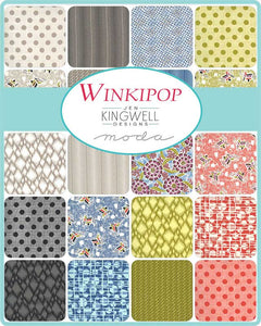 Winkipop 2.5 inch Jelly Roll - 40 pieces
