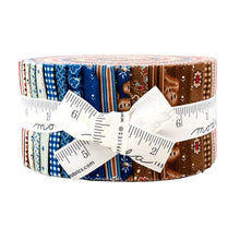 Load image into Gallery viewer, Ladies Legacy 2.5 inch Jelly Roll - 40 pieces