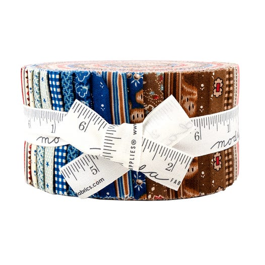 Ladies Legacy 2.5 inch Jelly Roll - 40 pieces