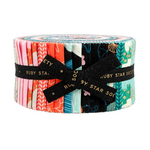 Purl - 2.5 inch Jelly Roll - 40 pieces