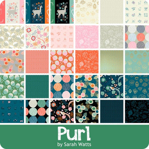 Purl - Charm Squares from Ruby Star Society