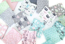 Load image into Gallery viewer, Purrfect Day Fat Quarter Bundle – 18 pieces
