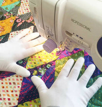 Load image into Gallery viewer, Matilda's Own Snug Fit Quilters Gloves