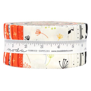 Quotation 2.5 inch Jelly Roll - 40 pieces
