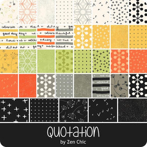 Quotation Layer Cake from Moda