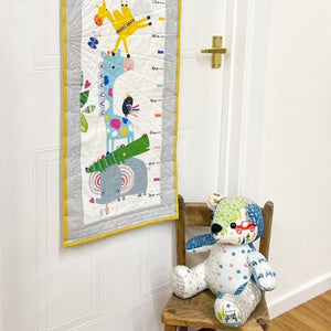 Rainbow Friends - Growth Chart Panel