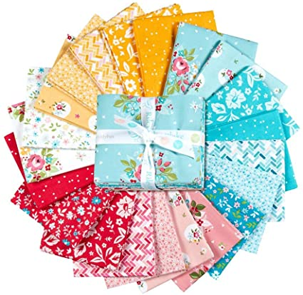 Rhapsody Fat Quarter Bundle – 21 pieces