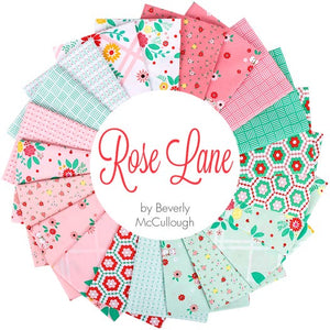 Rose Lane Fat Quarter Bundle – 21 pieces