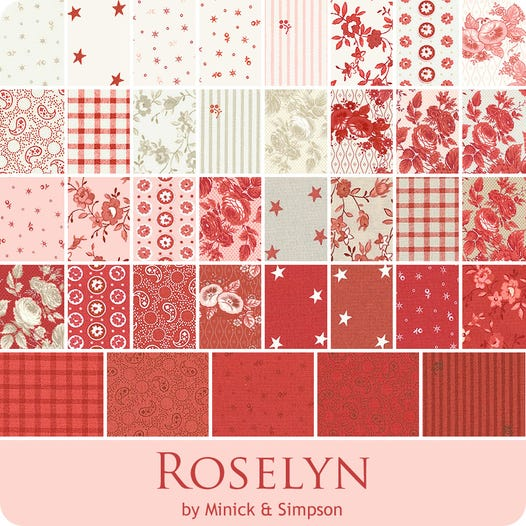 Roselyn Layer Cake from Moda