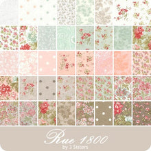 Load image into Gallery viewer, Rue 1800 - Charm Squares