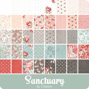 Sanctuary Layer Cake from Moda