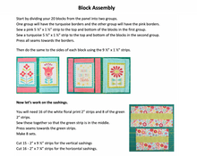 Load image into Gallery viewer, Choose to Shine PDF Quilt Pattern