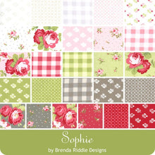 Load image into Gallery viewer, Sophie - Fat Quarter Bundle – 26 pieces