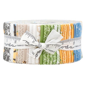 Spring Brook 2.5 inch Jelly Roll - 40 pieces