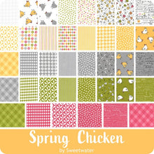 Load image into Gallery viewer, Spring Chicken - Charm Squares