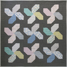 Load image into Gallery viewer, Whirligig Quilt Paper Pattern