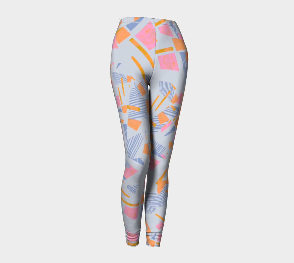 Happy Geometry Leggings (Ready to launch)