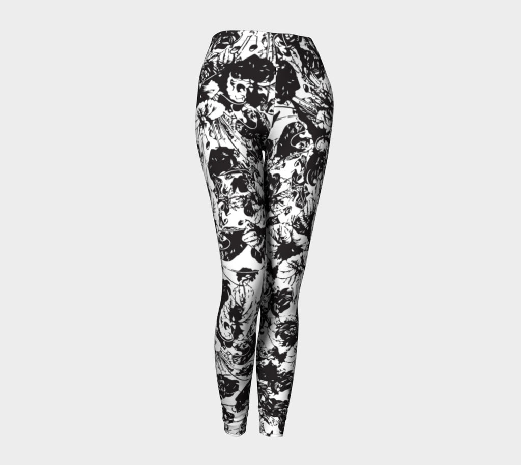The Nuances Of My Perceptions Leggings