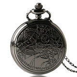 Steampunk Pocket Watch Blaylock