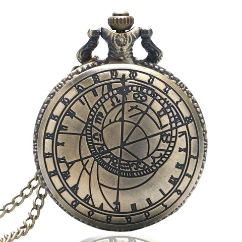 Steampunk Pocket Watch Westerfeld