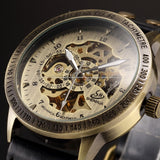 Steampunk Casual Mechanical Watches