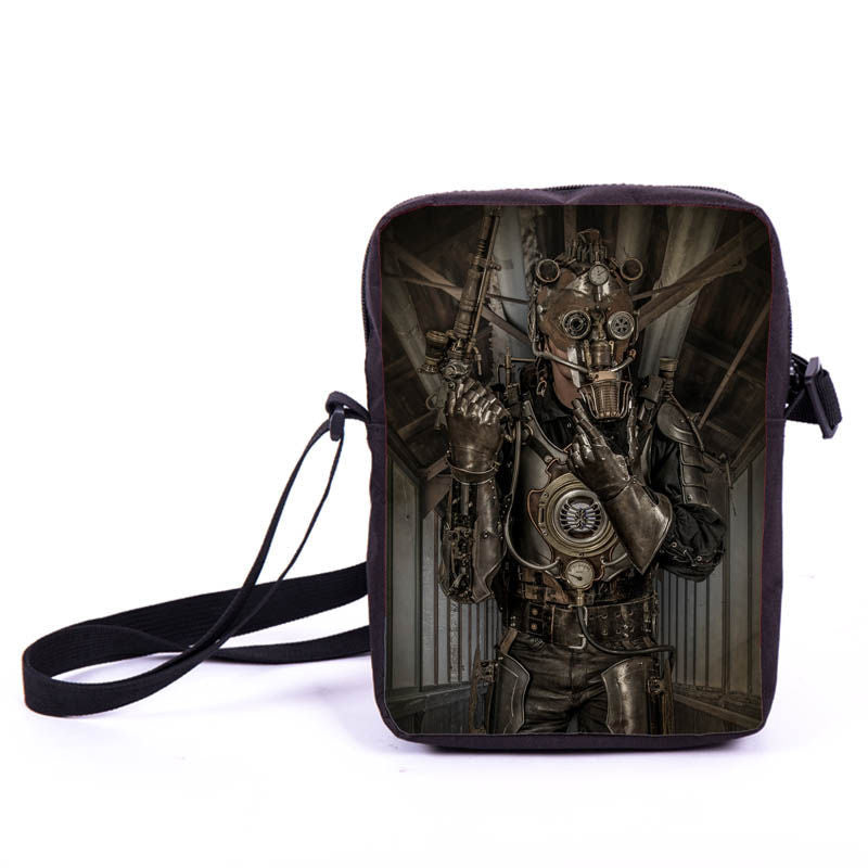 Steampunk Movie Warrior Bag