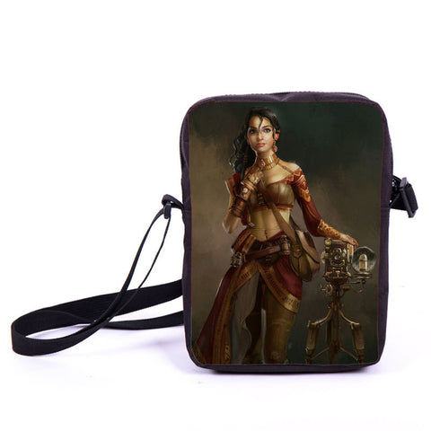 Steampunk Girl Friend Bag