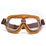 Steampunk Motorcycle Goggles Adderley