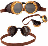 Steampunk Gothic Goggles