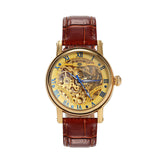 Steampunk Men's Antique Wristwatch