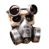 Steampunk Gas Masks Anti-Frogging