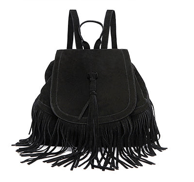 Mini Backpack Casual Native Indian Women