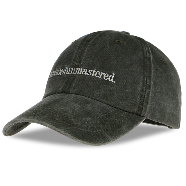 Untitled Unmastered Dad Hat