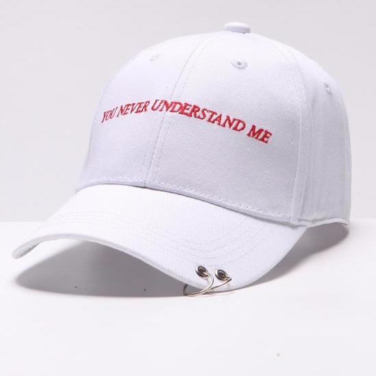 You Never Understand Me Dad Hat