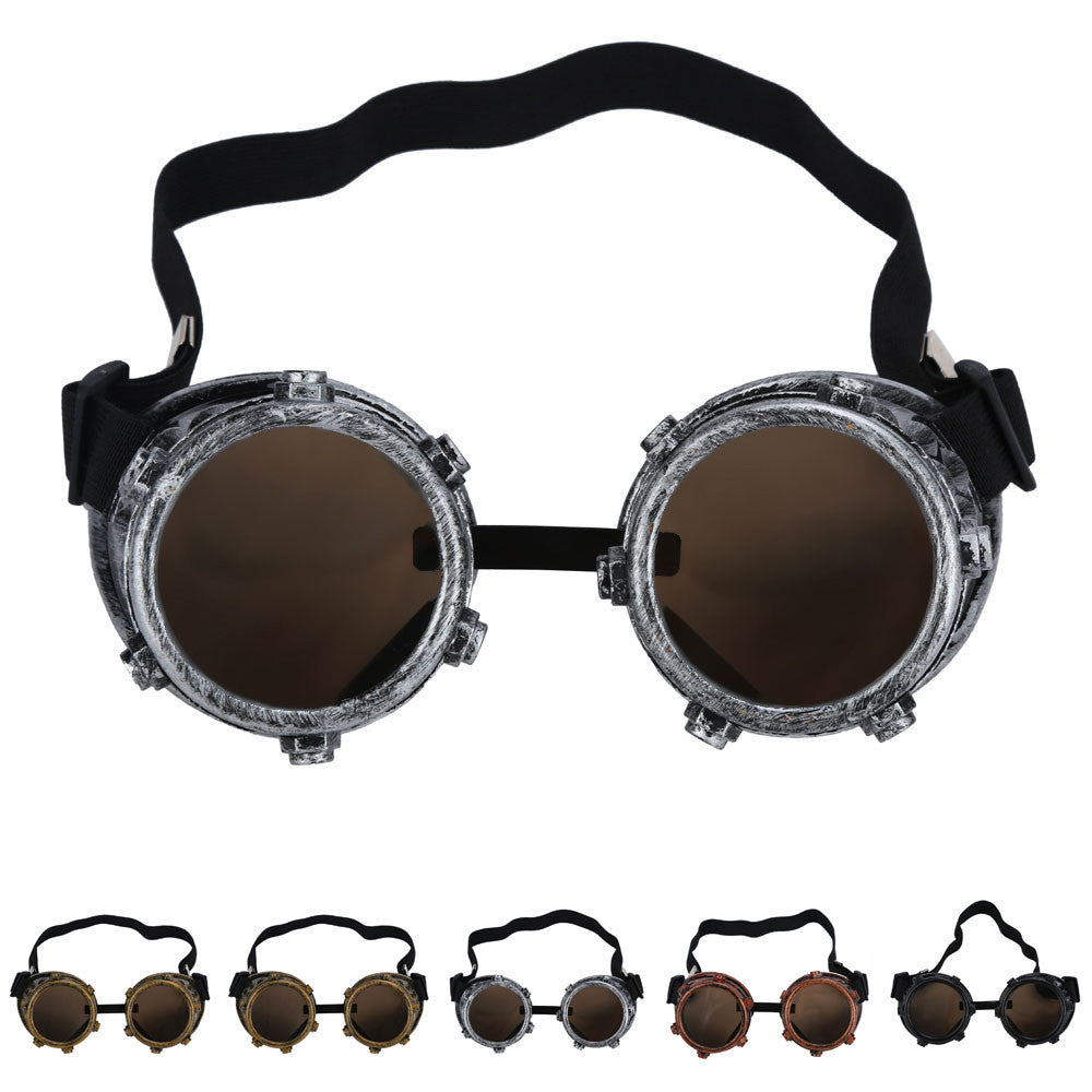 Steampunk Goggles Windproof