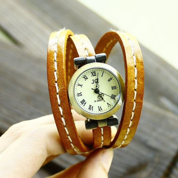 Steampunk Bracelet Watch