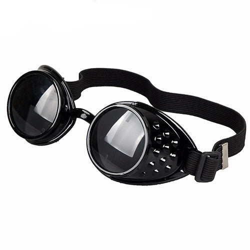 Steampunk Gothic Style Lens Cosplay Goggles