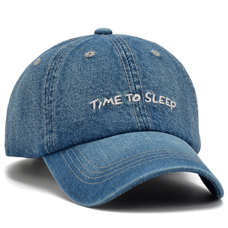 Time To Sleep Dad Hat